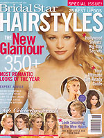Bridal Star Hairstyles Magazing Featuring Sun Sauce Beauty & Skin Care Products