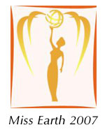 Miss Earth 2007 Featuring Sun Sauce Beauty & Skin Care Products