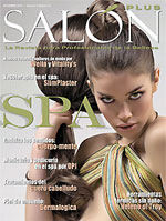 Salon Plus Magazing Featuring Sun Sauce Beauty & Skin Care Products