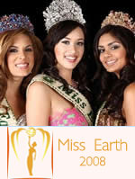 Sun Sauce Sponsors Miss Earth United States 2008